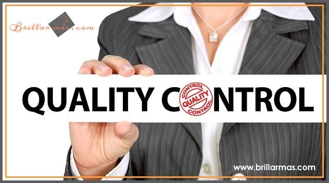 control de calidad alimentos