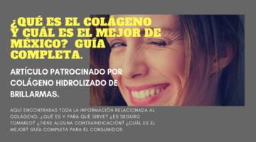 ¿Qué es el colágeno y cuál es el mejor de México_ Guía completa.