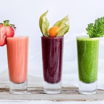 bebidas saludables