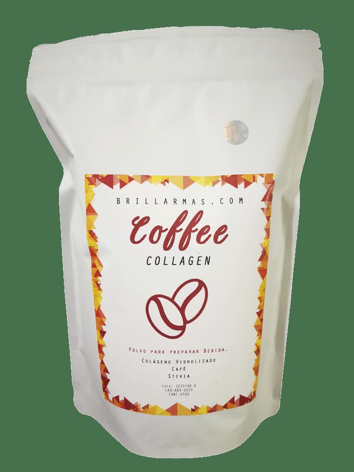 Colágeno hidrolizado Coffee sabor café 450 g