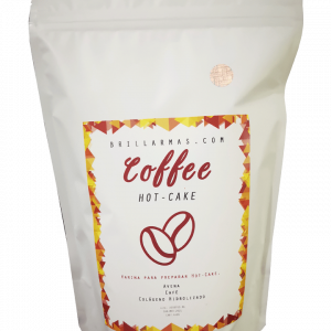 Hot-Cakes Coffee sabor café 400 g