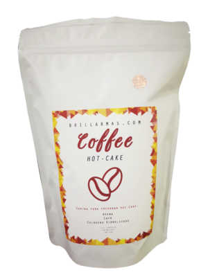 Hot-Cakes Coffee sabor café 400 g