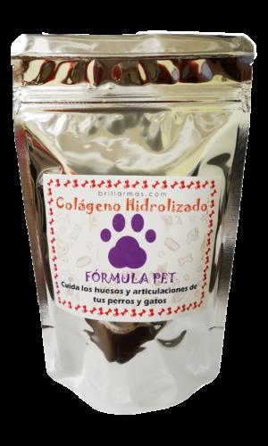 Colágeno Pet para mascotas 100 g de Brillarmas